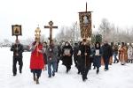 17 декабря 2020 г. Храмовый праздник вмчц.Варвары