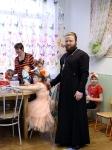В специальном детском интернате