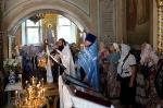 2018 август. Поездка в храм Димитрия Солунского