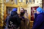 2019. Паломническая поездка к Кресту Животворящему