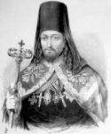 святитель Иннокентий Пензенский (гравюра)