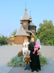 Паломническая  поездка в Дивеево