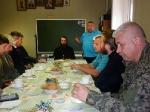 Встреча с ветеранами спецслужб.