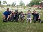 Занятия в Православном Казачьем центре