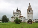 Лето 2016 - Юрьев-Польский - Боголюбово, Малахово