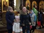 Молебен блж. Матроне Московской