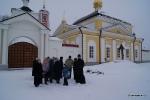 Паломничество на родину прп.Сергия Радонежского