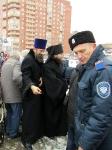 Павлово-Посадское ХКО. Закладка нового Храма.