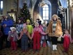 Рождественское представление 2017
