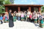Троица 2012  в воскресной школе